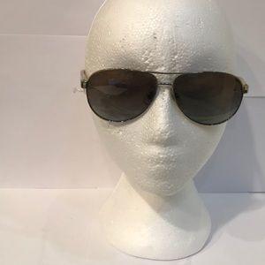 Ralph Lauren Aviator Sunglasses.4004 101T5 #22.3